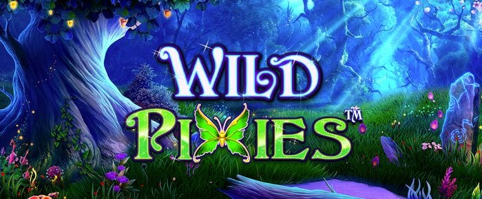 Wild Pixies Slots Wizard Slots