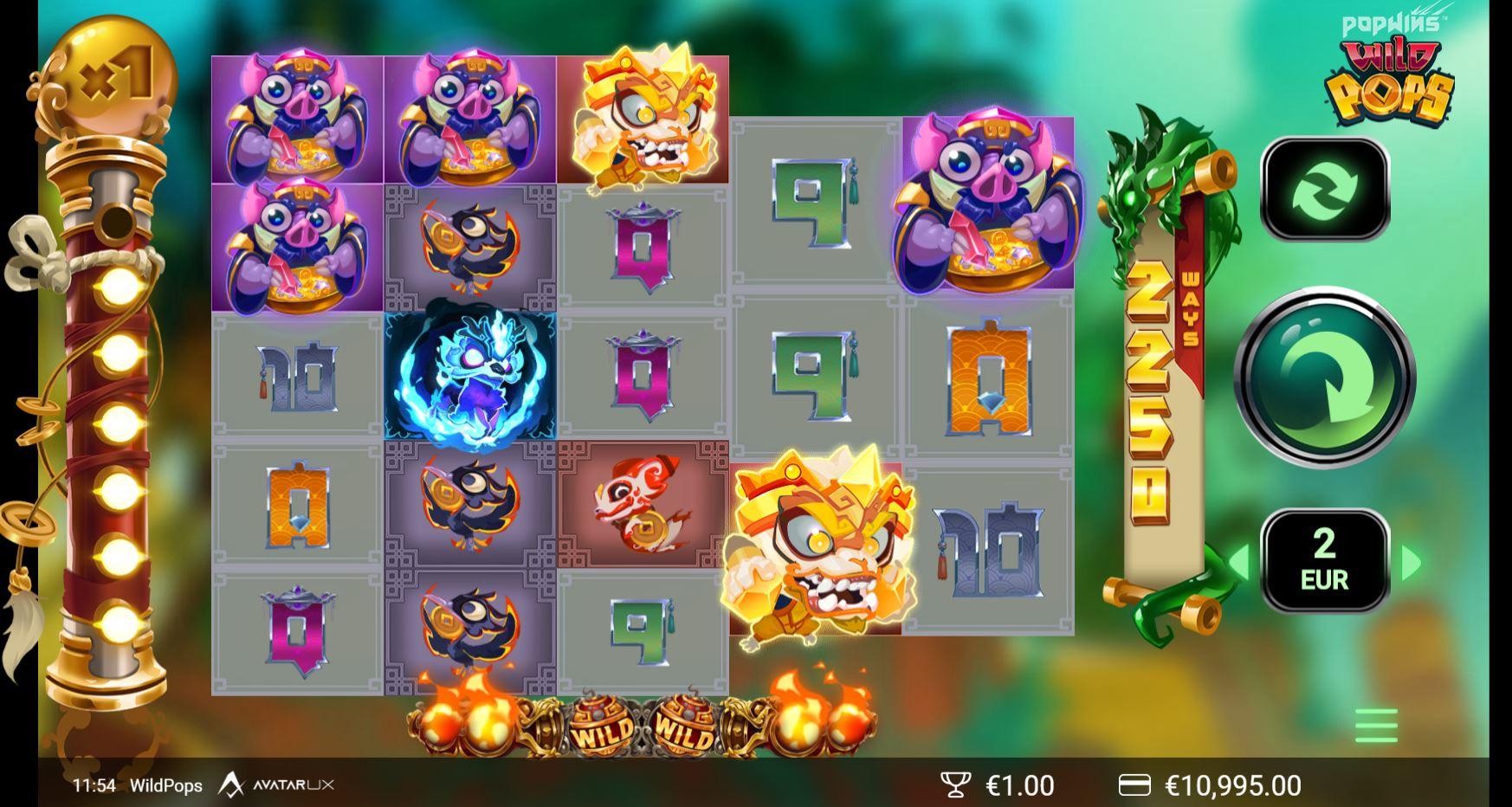 Wild Pops Slot Online