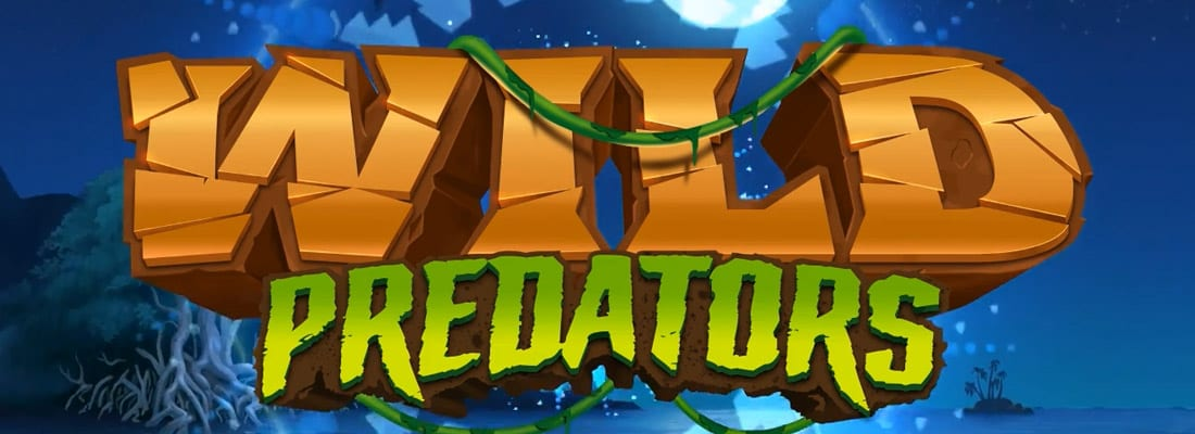 Wild Predators Slot Logo Wizard Slots