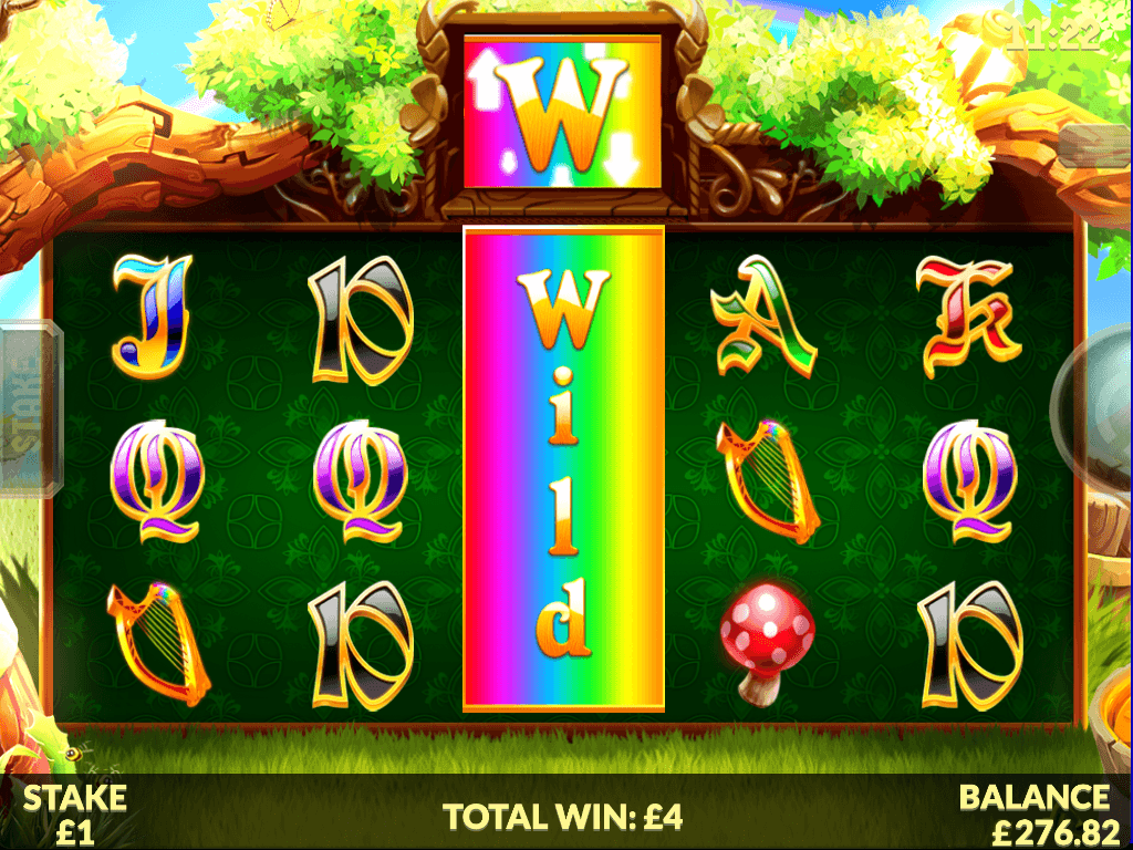 Wild Rover Slot game