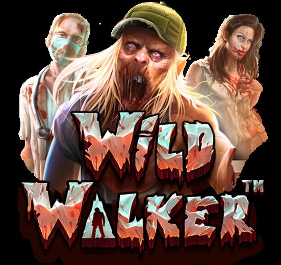 Wild Walker Slot Logo Wizard Slots