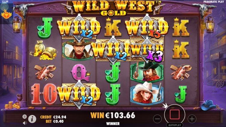 Wild West Gold Wild Slots