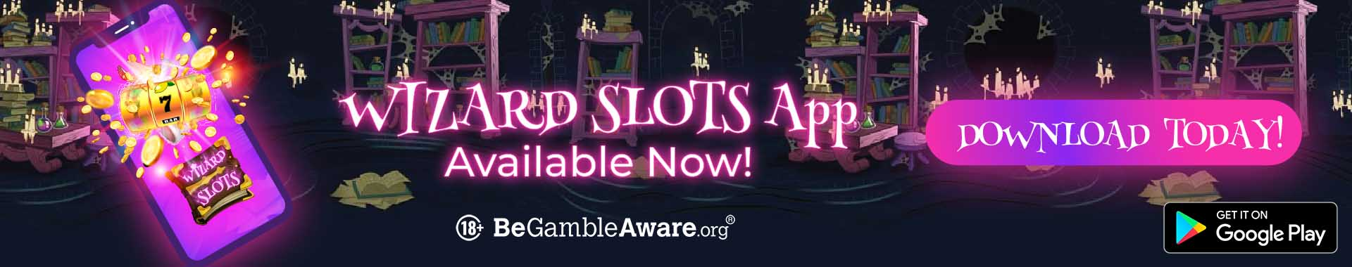 Wizard Mobile Best Online Slots App