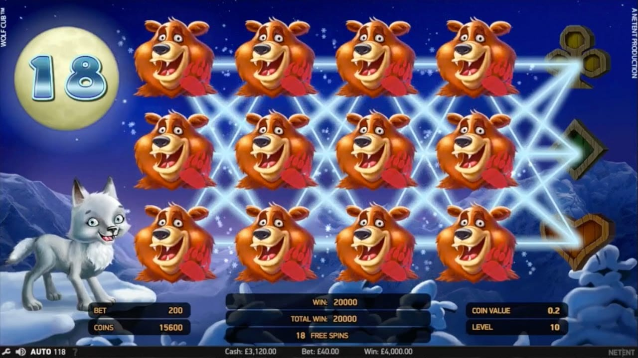 Wolf Club Slot Wizard Slots