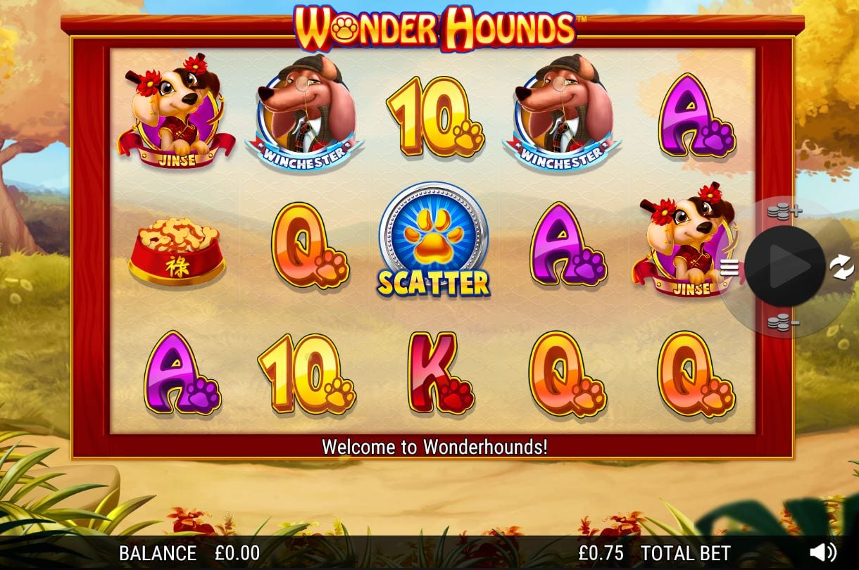 Wonder Hounds gameplay