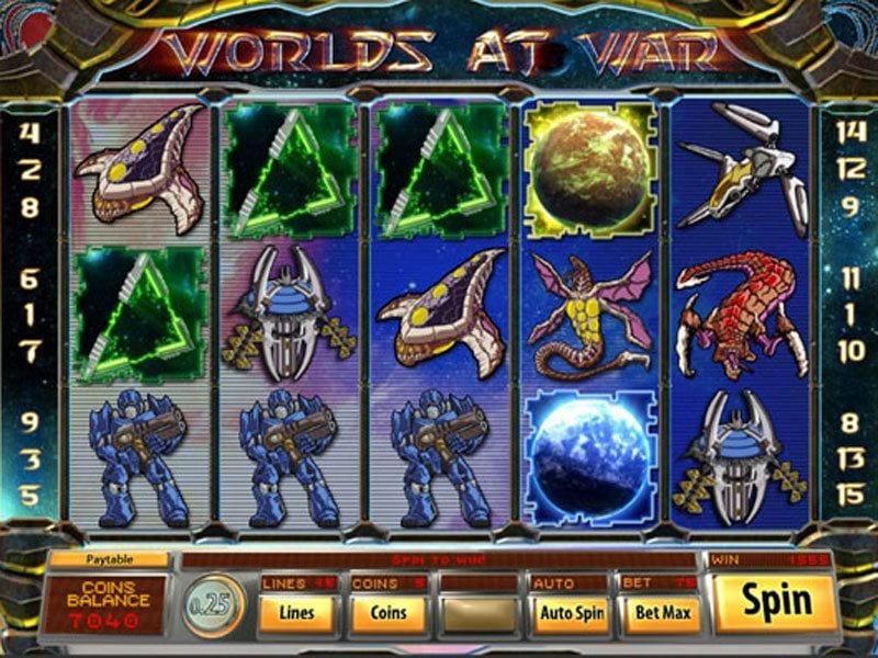 World at War Free Slots