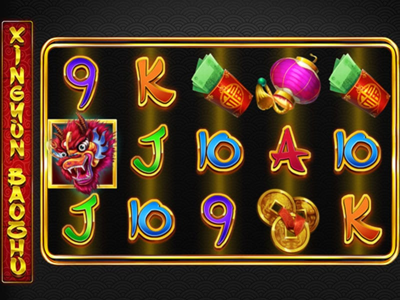 Xingyun BaoZhu slots gameplay