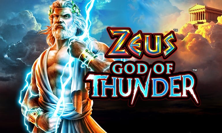 Zeus God Of Thunder Slot Wizard Slots